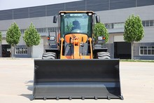 Chinese 5 tons wheel loader YX655 small front loader with CE certificated