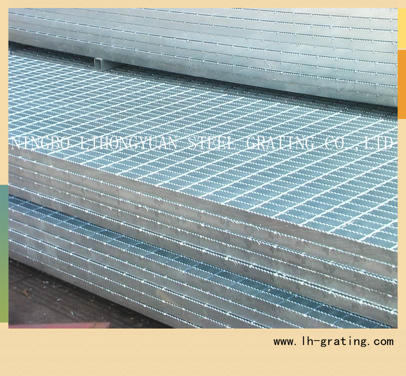 Hot dip galvanized steel bar grating price