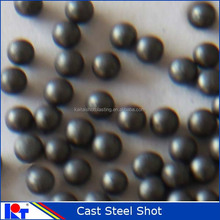 High quality caste steel shot S780_2.5mm steel shot for surface cleaning