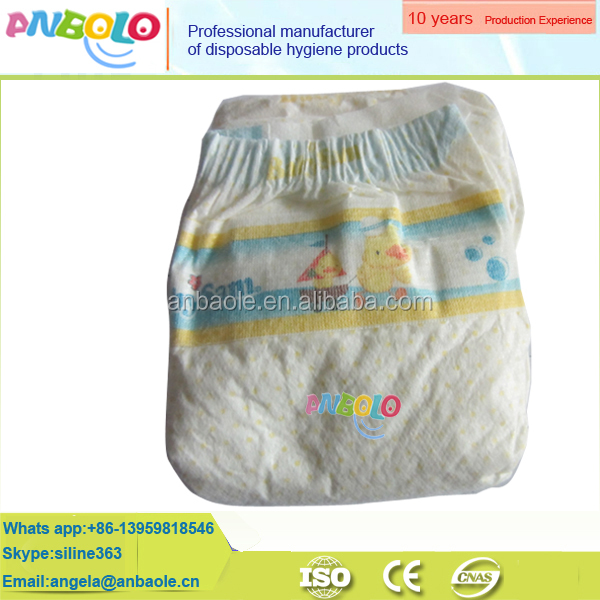 High quality Cheap OEM soft disposable sleepy absorbent adult baby diaper