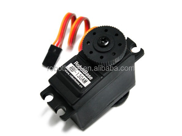 RB-130AM servo motor dual shaft output