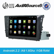 for car headrest android tablet for VW Lamando With WIFI 3G Radio RDS GPS Navigation 1080P Movie Lossess Music
