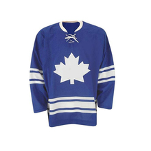 Cheap canadian Toronto Blue Maple Leafs hockey jerseys custom ice hockey jersey Wholesale