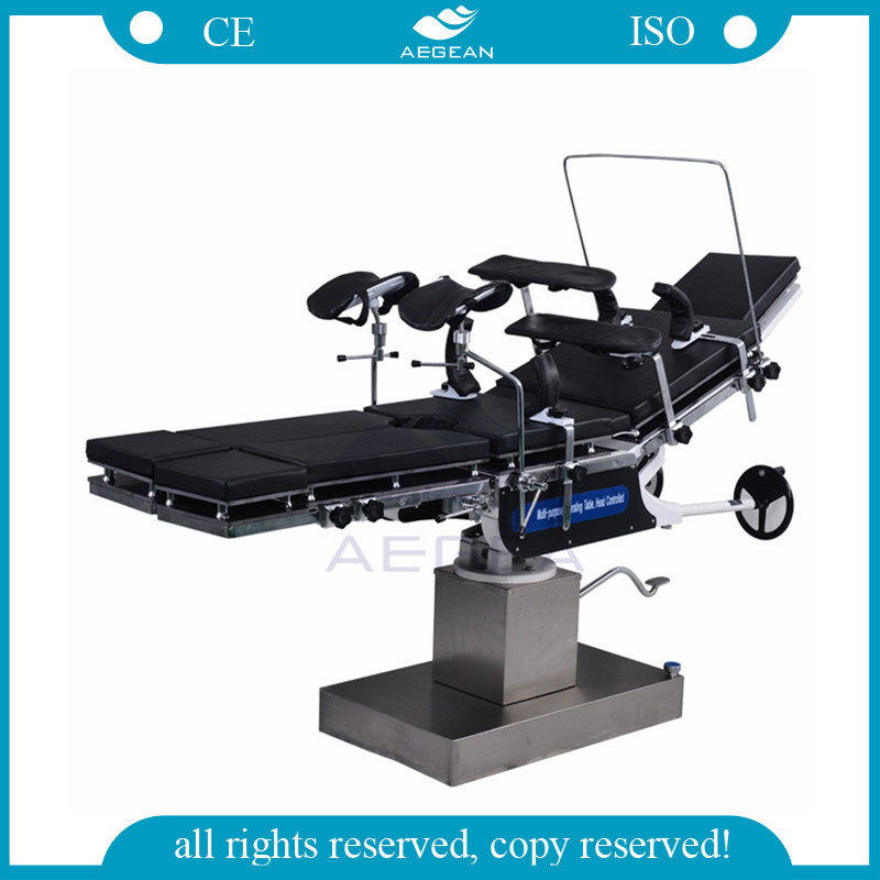 AG-OT013 hydraulic ot multifunction table medical operations