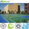 single-component PU basketball court flooring material plastic sport flooring sport surface