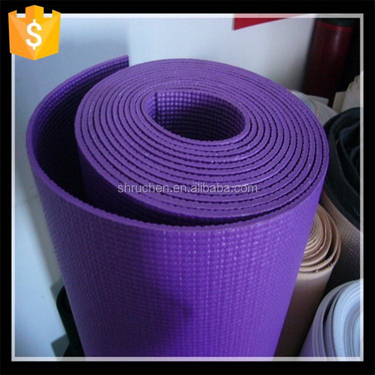 Direct factory first grade pvc yoga mats 12mm