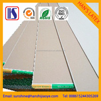 white adhesive used for Gypsum Ceiling / PVC Plaster Ceiling Board / Faced Gypsum Ceiling Tiles