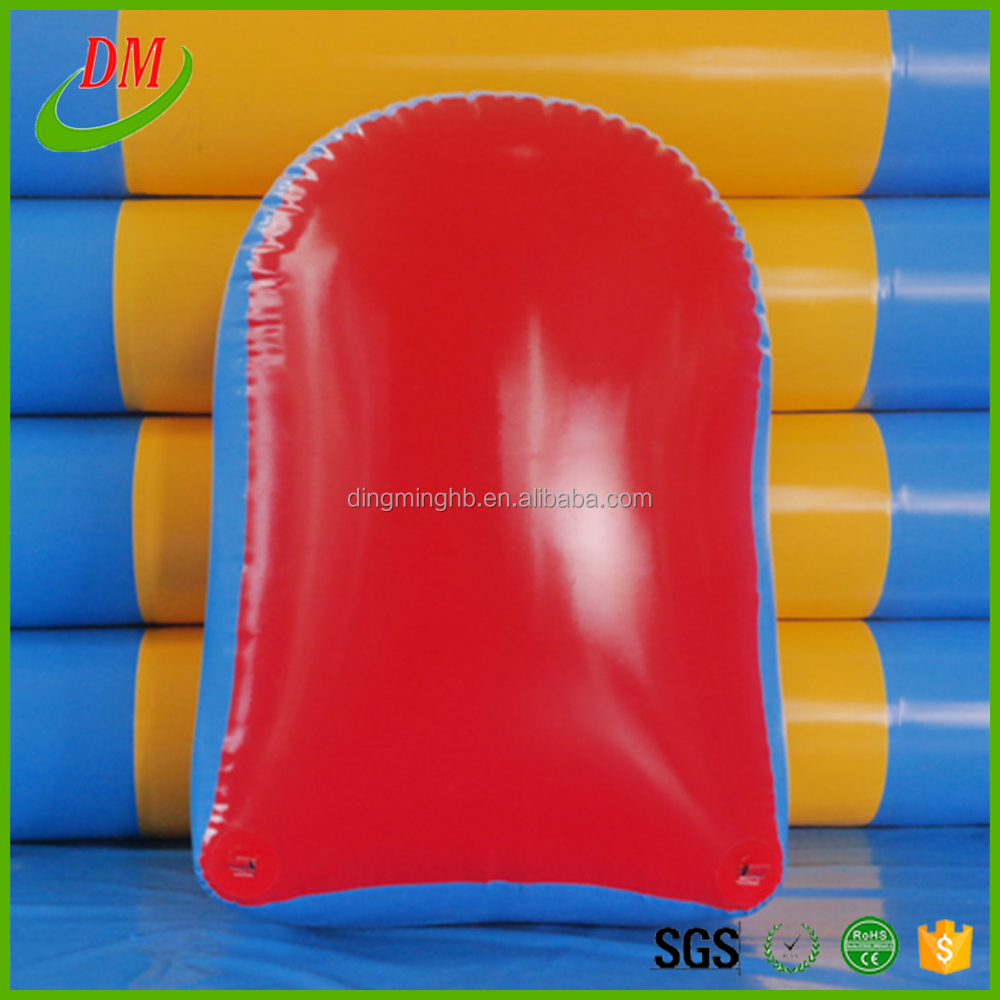Archery play tag games inflatable airsoft speedball bunker