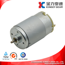 RS-550 DC Fan Motors 12v for Power Tool, Pump,6v-24V 3W - 65W output Micro Motor,12v Carbon Brush 12v Motors