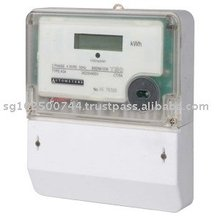 Three Phase IEC Standard Electronic Revenue Meter