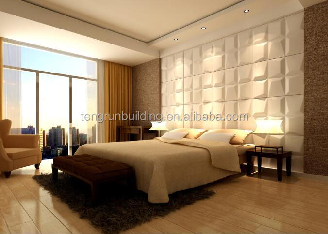 2016 hot sell Background Wall tiles for sleeping room