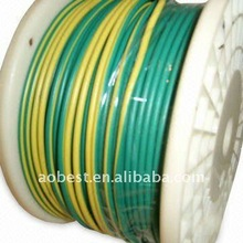 China Best Price THN/THHN/THWN Wire Electrical wire G/Y wire