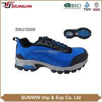 Factory direct supply mesh inner super breathable outdoor cheap men's running shoes