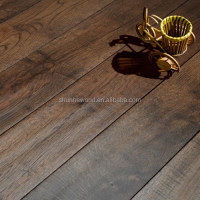 Used reclaimed red smoked oak hardwood flooring for sales