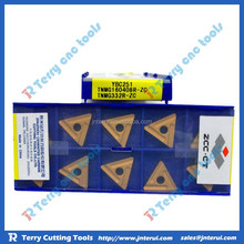 China ZCC CT Turning Inserts with Best price