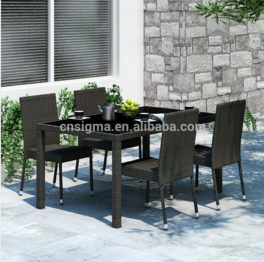 2015 Garden Furniture rattan outdoor garden arm chair
