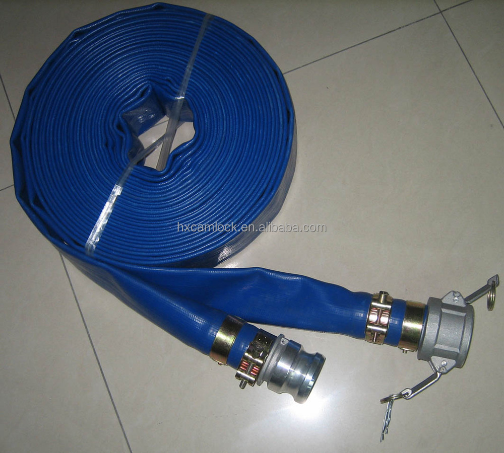 "Aluminum Camlock Couplings, type E hose tail, size from 1/2"" to 8"""