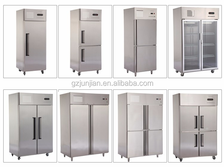 Luxury style four door kitchen refrigerator and freezer 1300L