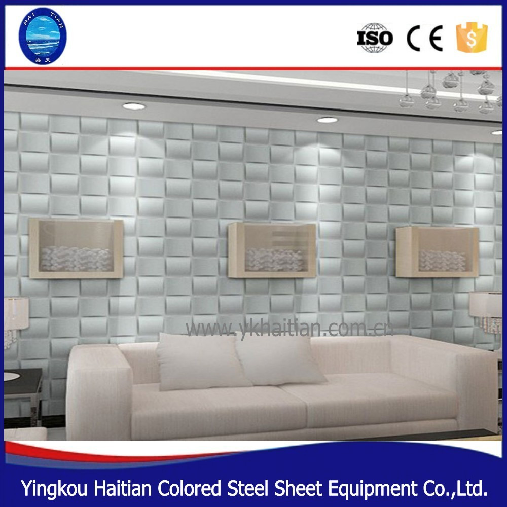 Lightweight 3d Pvc Material Walls Paneling Cheap Pvc