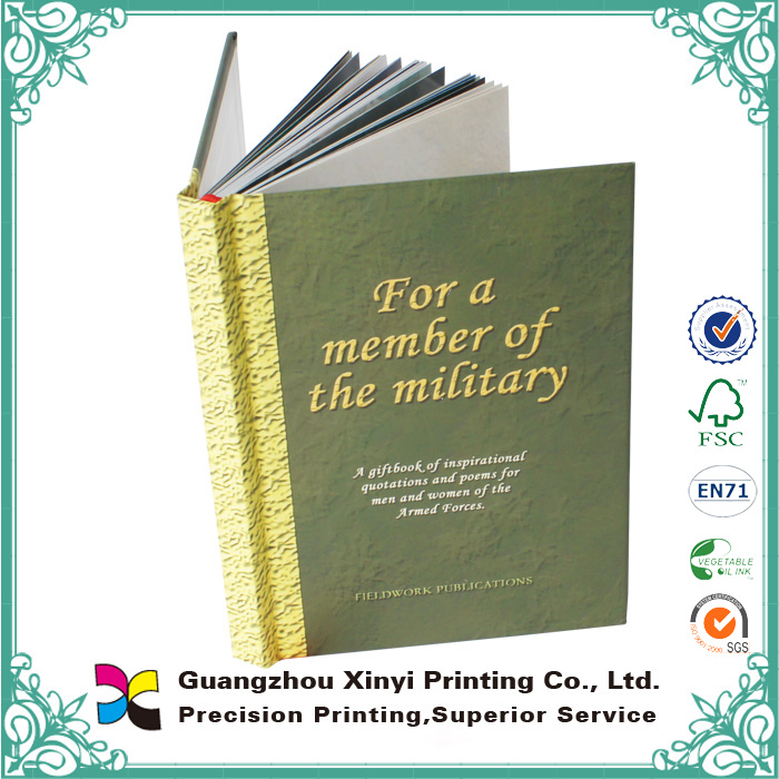 A4 Flexi Bound Hardcover Book Printing Custom My Hot Book Printing