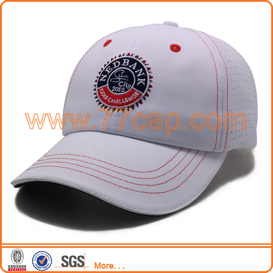 Bulk sports dry fit embroidery baseball caps and hats