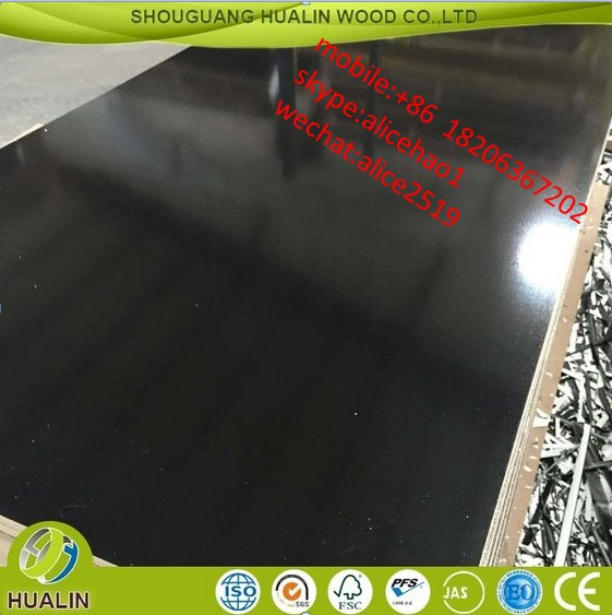 18mm waterproof melamine faced plywood