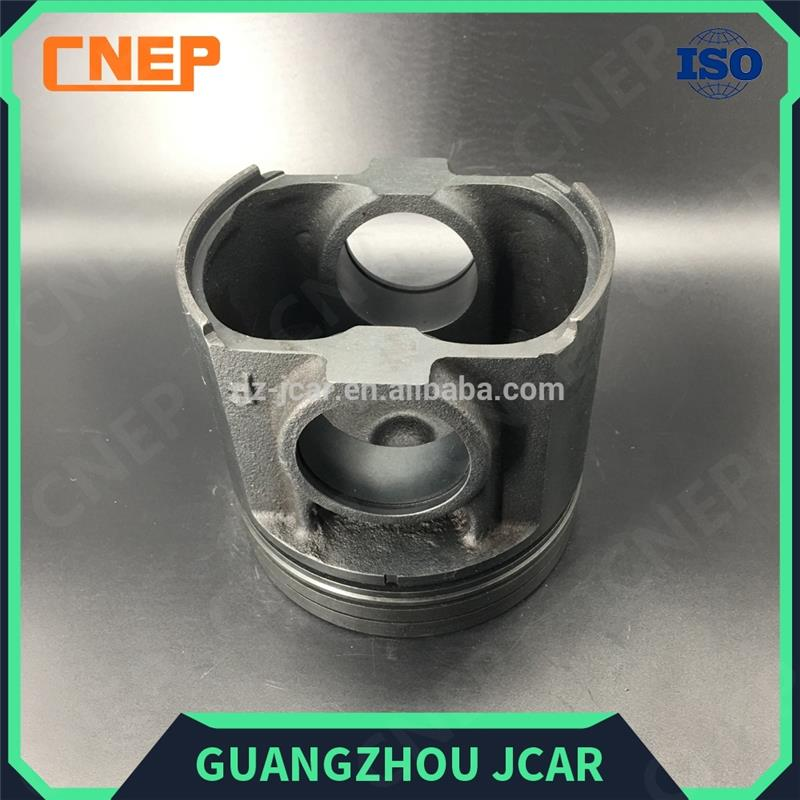 Top Selling japanese auto komatsu parts 6D125 piston 6151-32-2510