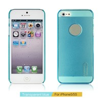 Wholesale factory PC untra thin cell phone case for iphone 5