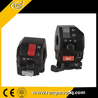 Chinese Motorcycle Accessories Handle Switch Price,Electric Switch Handle for Sale