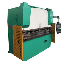 WC67Y-300/6000 Hydraulic Press Brake for Metal Fabrication