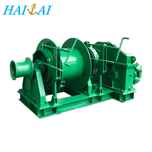 Customized Good Quality Certificated Used Anchor Boat Electric Windlass Winches for Ship