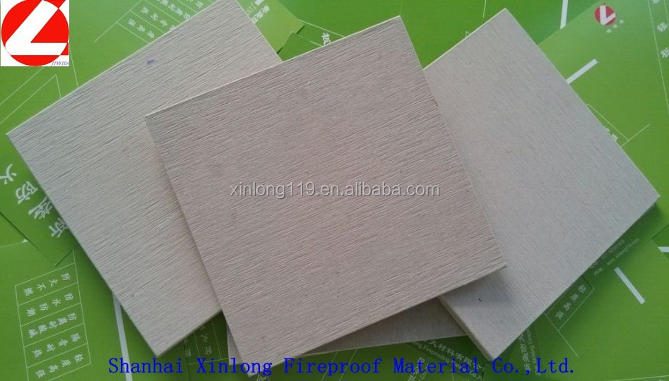 Timely delivery and best service suppliers with 9mm thick calcium silicate board