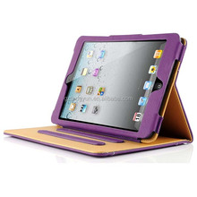 Generation PU leather Stand Smart Case Cover tablet case for Apple iPad 4 3 2 Mini
