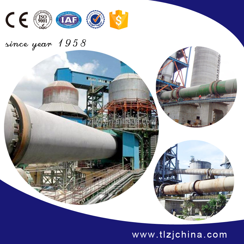 Professional energy-saving lime rotary kiln with high efficiency