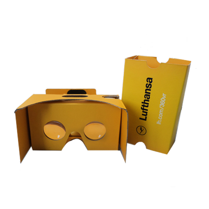 Best Vr Goggles Virtual 3d Glasses,3d Virtual Reality Google Cardboard Vr With Factory Price