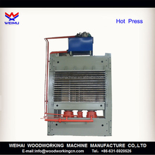 Hydraulic Plywood Hot Press Machine/Laminate Hot Press for doors