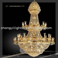 Best design big led chandelier crystals mosque chandelier in china long chandelier with price