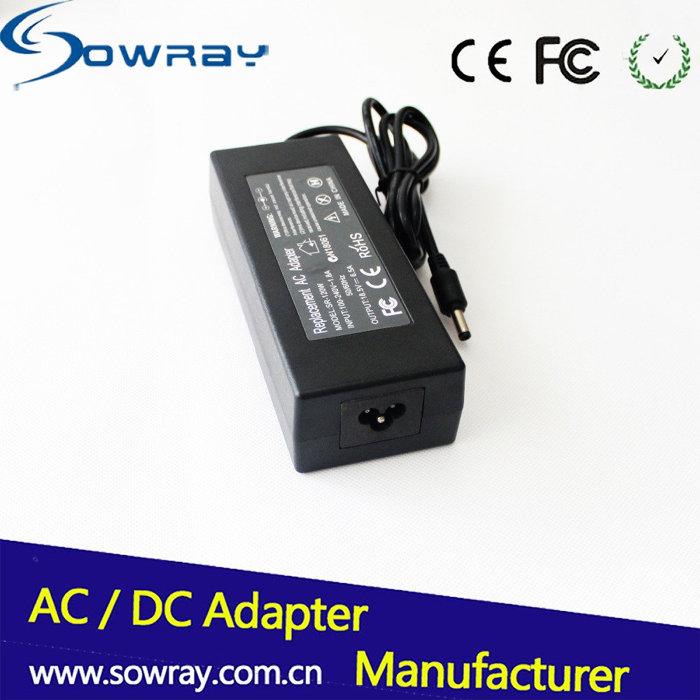 AC Power Adapter Charger Manufacture Wholesale 120W Laptop Charger 18.5V 6.5A Original Laptop Power Charger For HP