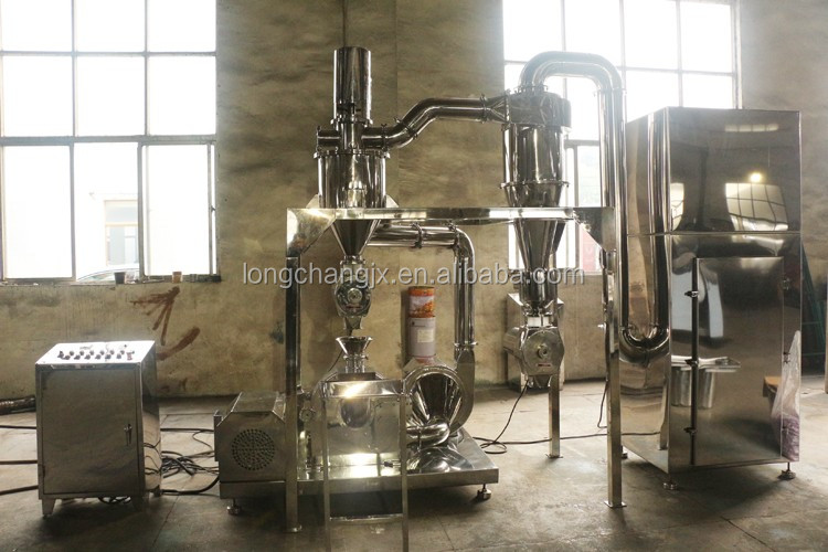 Seasonings Sugar Salt MSG(Monosodium glutamate) Spices Grinding Milling pulverizing equipment machines offer