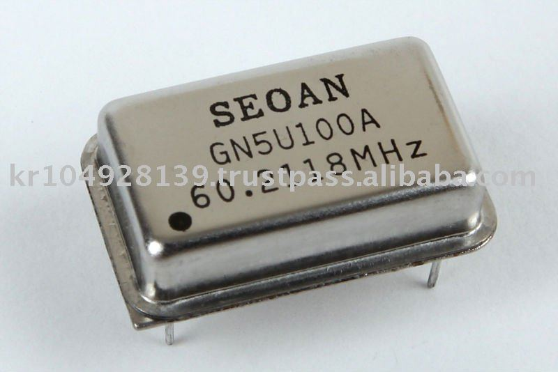 Active Components- Crystal Oscillators