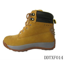 DDTX-F014 light EVA/RUBBER sole safety boots of UK best sellers