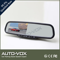 4.3 inch lcd car dvr mirror with oem bracket