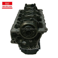 4 cylinder short block assy 4JH1 engine short block for diesel engine