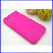 New Case For iPhone 5C High Quality Cover Silicon Case for iPhone 5C for iPone 5C silicon Back Cover