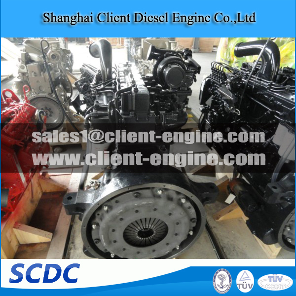 original engine ! cummins marine engine with CCS BVcertificate