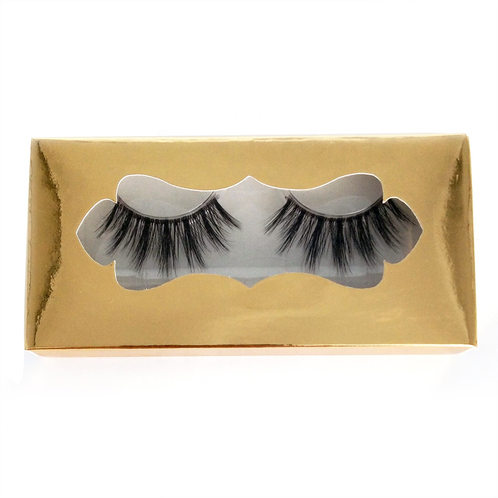Qingdao Best Eyelash Manufacturer 3D Synthetic Eyelashes