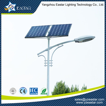 outdoor single arm 9m 70W solar led street light system