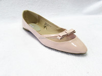 Alibaba china supplier cheap women shoes flat ballerina shoes wholesale OEM