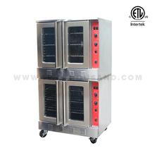 GCO613D Best Selling 2 Decks ETL Convection Gas Cake Baking Oven