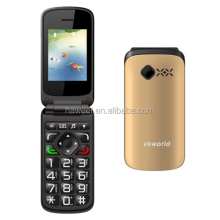 IN STOCK Original VKworld Z2 Elders Flip type Mobile Phone
